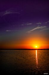Sunset 1 by AnDRAW40