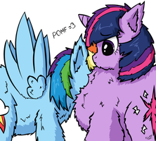 CHEST POMF by Mixermike622