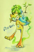 Rio 2016 by kariods