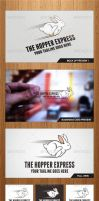 The Hopper Express Logo Template - Graphicriver by Changyik
