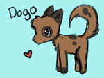 Dogo by AnimaloverXD