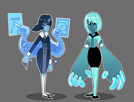 [CLOSED] Lapis Lazuli Adopt Duo by PersonificationMaker