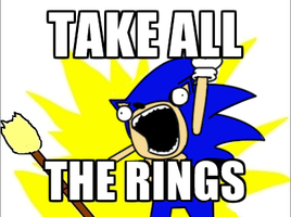 TAKE ALL THE RINGS by Dbzbabe