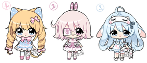 closed | Baby Adopts by Sekuchi