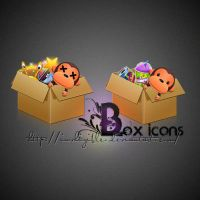 Box Icons by invhizible