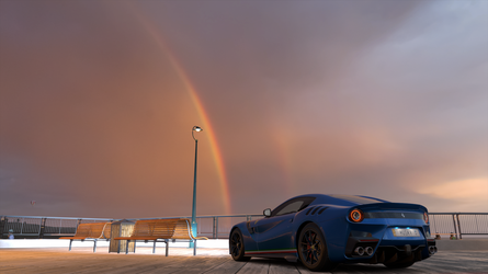 Forza Horizon 3: What's At The End Of A Rainbow? by SleekHusky