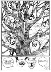 The great tree p2 by Rikae