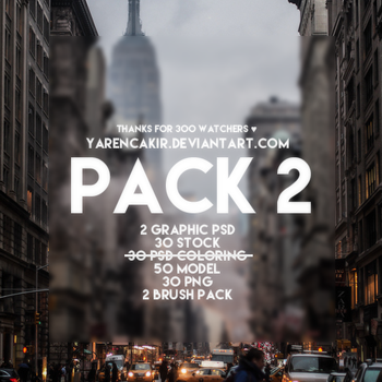PACK FOR 300 WATCHERS by yarencakir