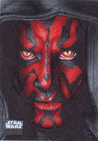 Darth Maul , Galaxy 6 by Dangerous-Beauty778