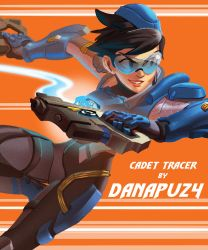 Cadet Tracer - Overwatch Uprising event by zPePhungz