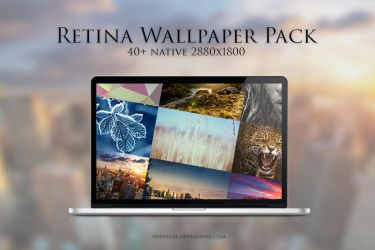Retina Wallpaper Pack 2014  No. 1 by pddeluxe