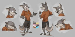 Commission: Kayden's Reference Sheet
