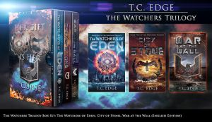 Box Set - The Watchers Trilogy by LaercioMessias