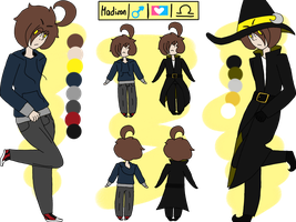 Madison Hazelwood Ref by K--ay