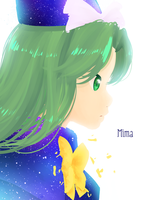 Mima by FlanBow