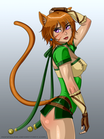 Commission - Lethe by RoninDude