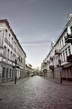 Kaunas Morning by LietingaDiena