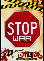 STOP WAR by Mgl-23