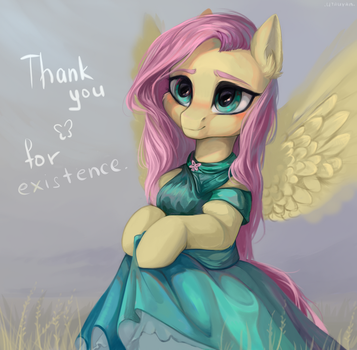 Thank you for existence by utauYan
