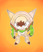 Chesnaught by CJsux