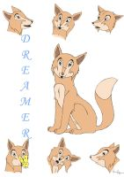 Dreamer Character Sheet by silenceangel