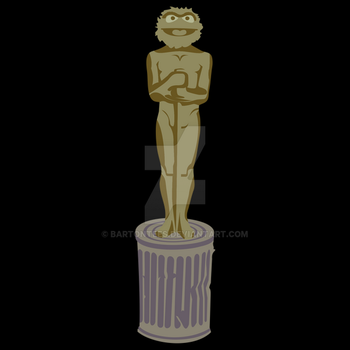 Oscar by BartonTees