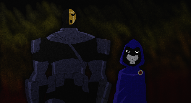 Slade And Raven by Atra-Sicarius