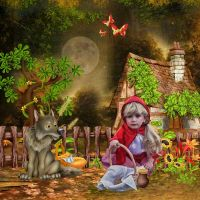 Little-Red-Riding-Hood by zanthia5
