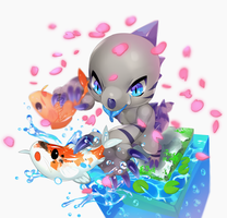 CHIMEREON PROMPT: FISHING Meiji by GOKI-SAN