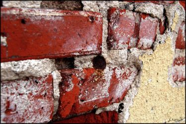 Another Brick in the Wall by C-R-B