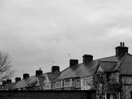 Greenford rooftops by Ike3d