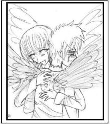 'Iggy and Max' - Sketch17 by Maximum-Ride-Fans