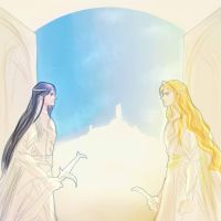 The Gate of  Gondolin by MintKim