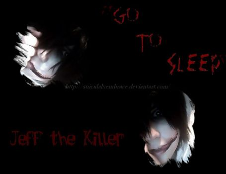 Jeff the Killer Attempt by SuicidalxEmbrace
