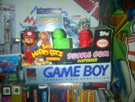 Photo: old nintendo candy by MarioFan4