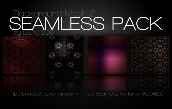 Seamless - Background Mesh 2 by Benji3O3
