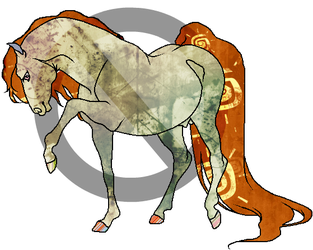 Justice -Horse Adoptable- OPEN! LOWERED PRICE! by Adoption-R-Us