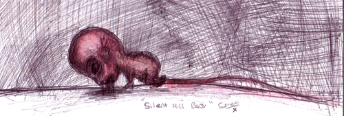 Silent Hill Baby by Stief