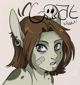 Goatmam by Thats-Your-Funeral by ArtDagger