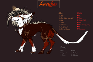 Lucyfer ref by LylyKanda