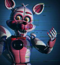 Funtime foxy c4d by 4Funtime4
