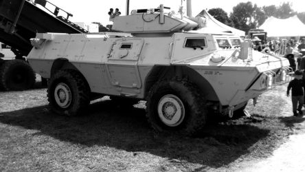Armored Troop Carrier by davincipoppalag