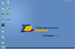 Tanweer website by Egygo