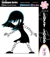 Toy Girls - Catalogue Series 130: Lucy Loud by mickeyelric11