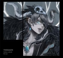 Thread Artbook Preview by Eternal-S