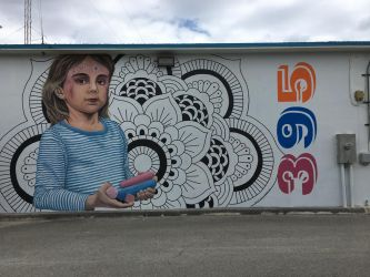 Finished Mural 2017 - Lighthouse Artcenter by AmazingStreetPaint