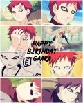 Happy Birthday Gaara!!! by Before-I-Sleep