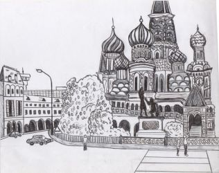 the kremlin- 2 by blackstar7