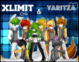 Xlimit Ft Yartiza by NanaMariana22