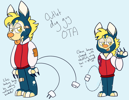Dog guy OTA (Open!) by Rumeroo